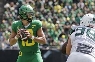 No. 20 Ducks get San Jose State tuneup before Pac-12 opener
