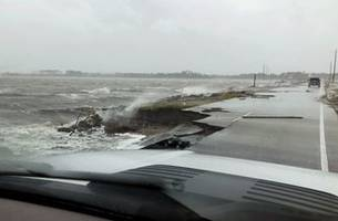 Clemson to play this weekend with storm battering coastline