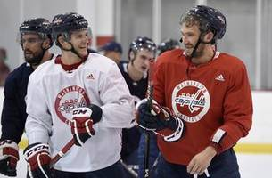 Defending champion Capitals have almost no camp competition