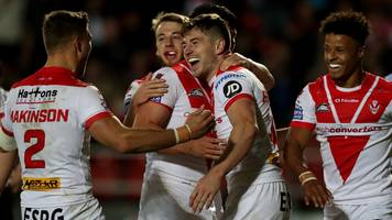 Super 8s: St Helens 38-12 Hull FC