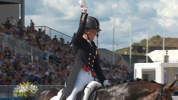 charlotte dujardin and freestyle win dressage bronze at worlds and qualifies for tokyo olympics