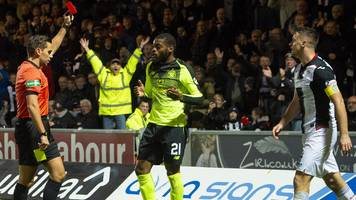 'not one of their better games': rodgers unhappy with officials at st mirren