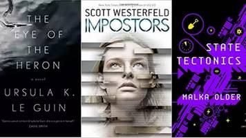 The Best in Sci-Fi Books This Week (9/14/18)