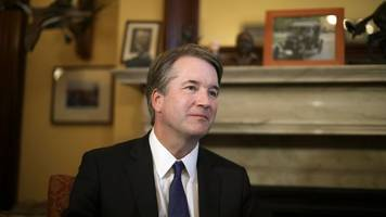 Brett Kavanaugh Denies Sexual Misconduct Accusation From The 1980s