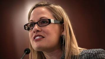Did Kyrsten Sinema Really Protest Troops In A Pink Tutu?