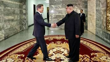 North And South Korea Open First-Ever Liaison Office
