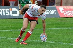 Standards cannot slip against London Broncos warns Hull KR's Craig Hall