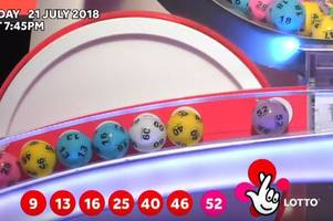 EuroMillions results: Winning numbers and Thunderball for £32million jackpot on Friday, September 14 2018