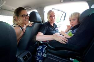 Police and council officers to conduct spot checks on child car seats in Kingswood