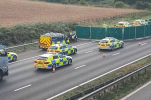 m5 crash: everything we know about the horror seven-vehicle crash