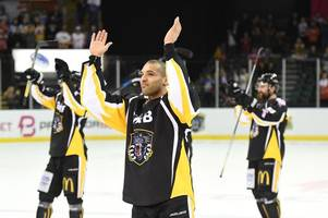 david clarke admits it was 'surreal' to return to nottingham panthers as he embraces the 'real world'