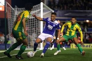 West Brom player ratings: Matty Phillips helps Albion escape with a point at Birmingham City