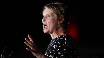 Actress Cynthia Nixon loses New York Democratic primary