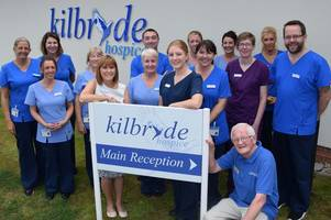 delight as east kilbride hospice officially opens doors to inpatient unit