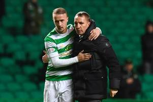 'ecstatic' leigh griffiths signs new celtic contract