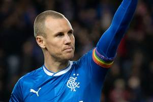 kenny miller was wrongly denied rangers farewell and i hope fans give him a warm reception - barry ferguson