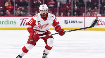 Red Wings' Henrik Zetterberg's Career Ending Due to Back Injury