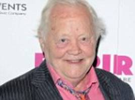 Actor Dudley Sutton dies aged 85: Colleagues pay tribute to Lovejoy's Tinker