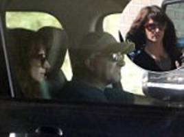 asia argento spends the night with engaged italian director in first outing since underage sex claim