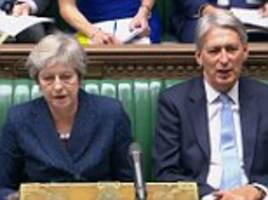 chancellor philip hammond 'is going to hold autumn budget early'