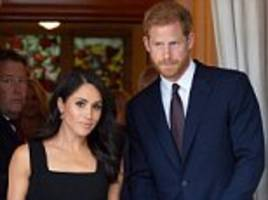 Secret code names for Meghan, Prince Harry and the Cambridges used by aides and bodyguards revealed