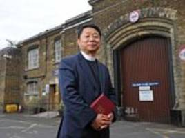 a chilling account of how muslim gangs took over a brixton prison - by a christian chaplain