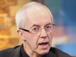 Anger after Archbishop of Canterbury moves Syrian refugee family out of his Palace home