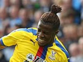 zaha claims 'i'd have to get my leg broken for anyone to get a card'