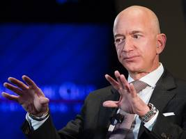 jeff bezos said the 'secret sauce' to amazon's success is an 'obsessive compulsive focus' on customer over competitor (amzn)