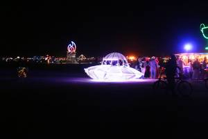 the orgies are lame. the sun is unforgiving. there's 70,000 people partying on 'the playa': what it's like going to burning man for the first time