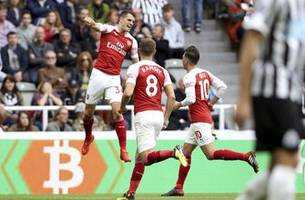 arsenal resurgence continues with 2-1 win at newcastle