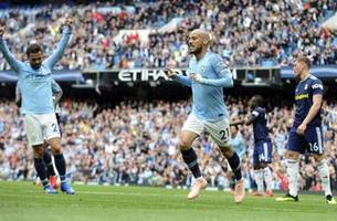 man city led out by 102-year-old mascot for epl match