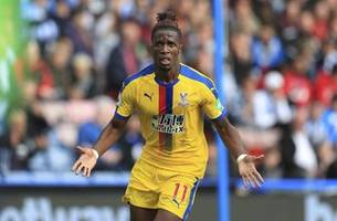 zaha strike gives crystal palace 1-0 win at huddersfield