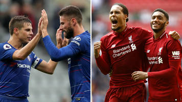 Premier League results: Liverpool and Chelsea win again, Man City go third
