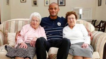 are these sisters the premier league's oldest mascots?