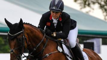 world equestrian games: great britain move into gold-medal position