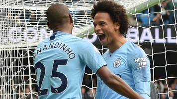 Manchester City 3-0 Fulham: Champions ease to victory to maintain unbeaten start
