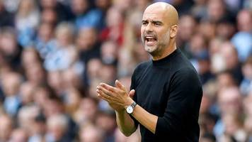 Manchester City 3-0 Fulham: Pep Guardiola City had clear chances to score more - Guardiola