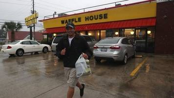 how bad could a storm be? look to waffle house for answers