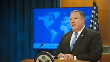 Mike Pompeo Calls John Kerry's Meetings With Iranians 'Unseemly'