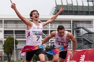 cheltenham athlete wins world title and dedicates it to his late grandfather