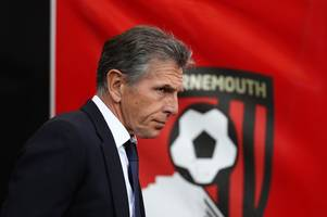 leicester city's 4-2 defeat is an unfair reflection of the performance, says claude puel