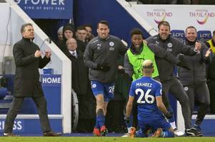 what time does bournemouth v leicester city kick-off? is it on tv?