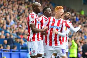 goal hero afobe reveals secret of stoke city's improved showing at sheffield wednesday