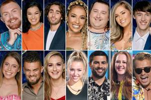 big brother 2018: meet all 14 contestants - including the birmingham graduate