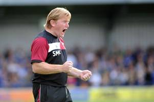 scunthorpe united still need to improve defensively despite win says stuart mccall