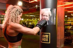 Want to punch Boris Johnson and drop Jacob Rees-Mogg on his head? Gym's new class 'Brexfit' could be the one for you