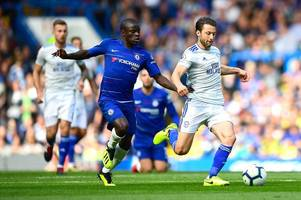 why cardiff city star harry arter disappeared at half time and the story behind sol bamba's chelsea goal celebration
