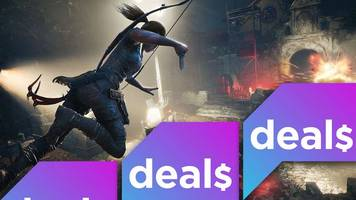 nintendo 3ds sales, a discount on shadow of the tomb raider and more gaming deals