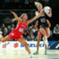 netball: england send silver ferns to record loss